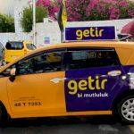 getir -taksi